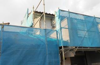 小田様邸外壁下塗り.JPG